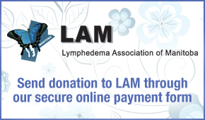 Send donation to LAM through
