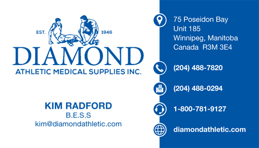 Diamond Athletic Medical Supplies Inc.